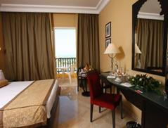 Executive Guest Room at the Ramada Plaza Tunis in Gammarth, Tunisia
