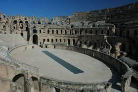 File:Tunisie El Djem amphitheatre 10.jpg